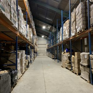 Warehouse Storage Company